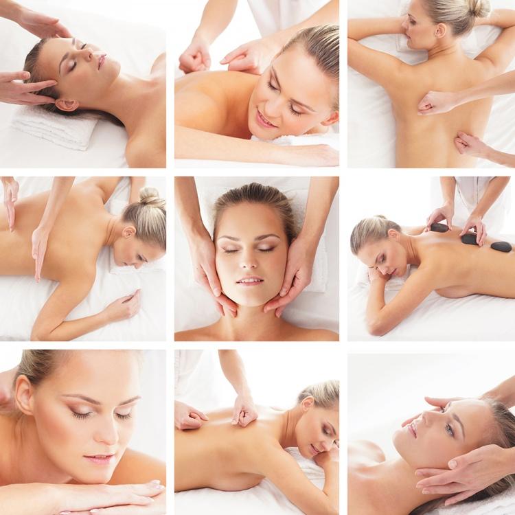 Как себе самой сделать массаж лица